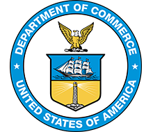 logo: Department of Commerce