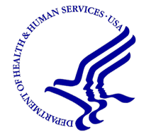logo: Department of Health and Human Services