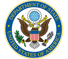 logo: Department of State