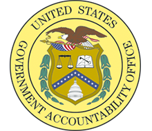 logo: General Accounting Office