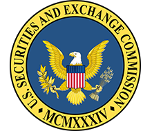 logo: Securities and Exchange Commission