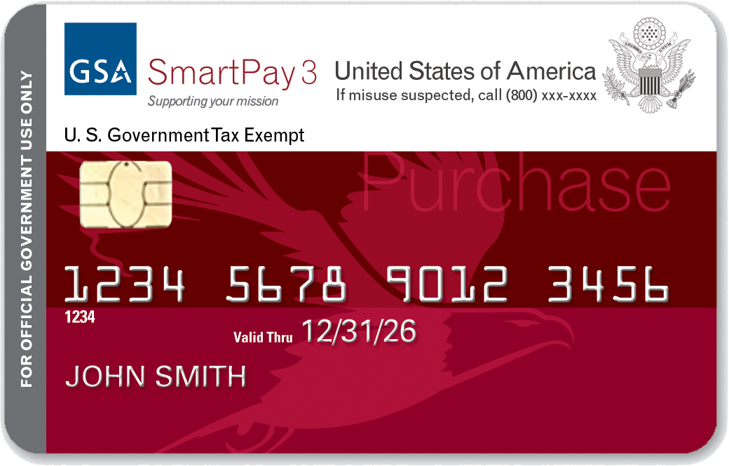 Purchase Card Transition